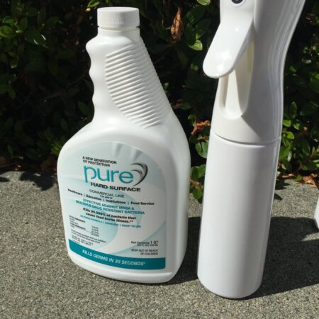 PURE® Hard Surface - 32oz spray bottle kit