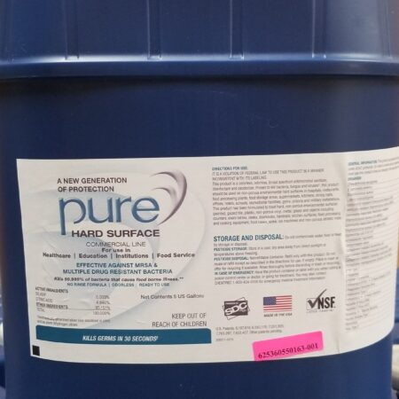 PURE® Hard Surface - 5 Gallons